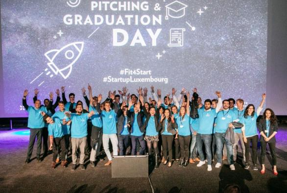 Pitching & Graduation Day - Fit 4 Start