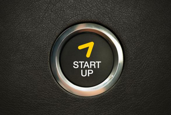 Visuel Start-up