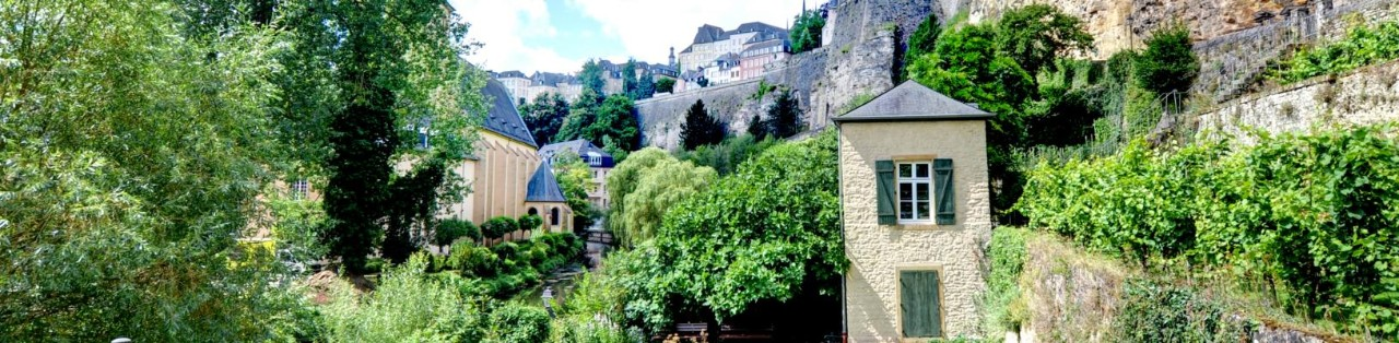 City of Luxembourg - Grund