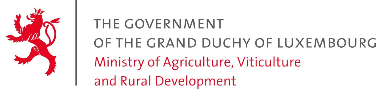Website of the Ministry of Agriculture, Viticulture and Rural Development. - New window